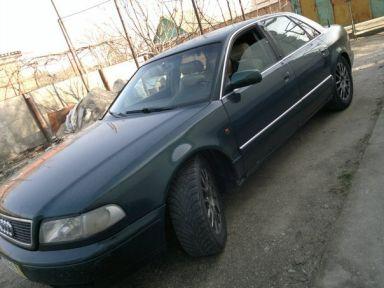 Audi A8, 1996