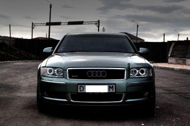 Audi A8 2003 отзыв автора | Дата публикации 03.06.2013.