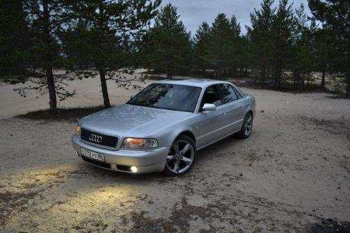 Audi A8 1999 - отзыв владельца