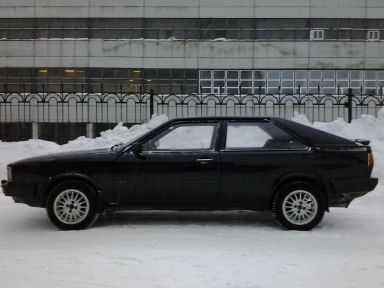 Audi Coupe, 1984
