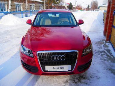 Audi Q5, 2010