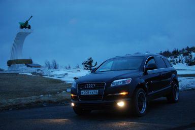 Audi Q7 2007 отзыв автора | Дата публикации 20.05.2011.