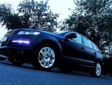 Audi Q7 2008 отзыв автора | Дата публикации 28.05.2013.