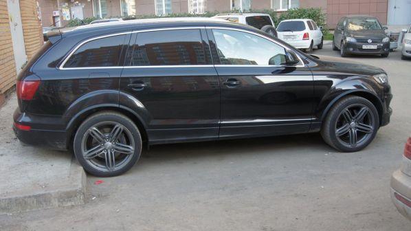 Audi Q7 2010 - отзыв владельца