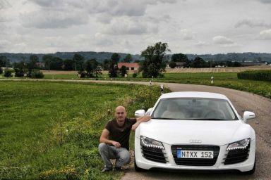Audi R8 2008 отзыв автора | Дата публикации 07.10.2009.