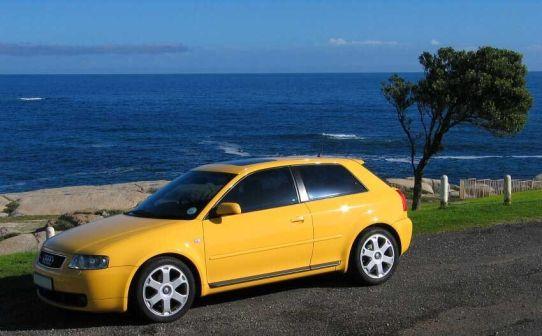 Audi S3 2000 - отзыв владельца
