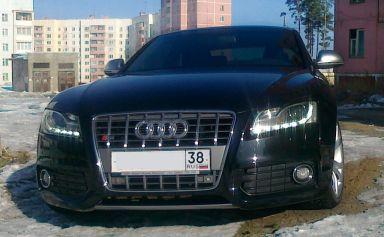 Audi S5 2008 отзыв автора | Дата публикации 21.04.2010.