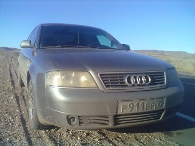 Audi S6 2000 отзыв автора | Дата публикации 16.04.2012.