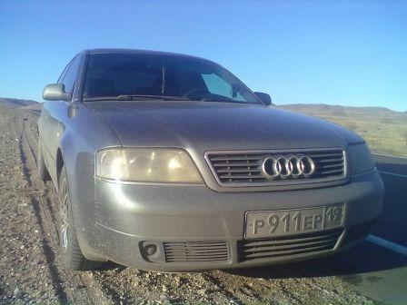 Audi S6 2000 - отзыв владельца
