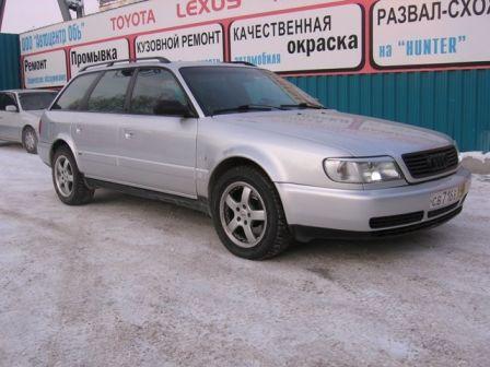 Audi S6 1997 - отзыв владельца