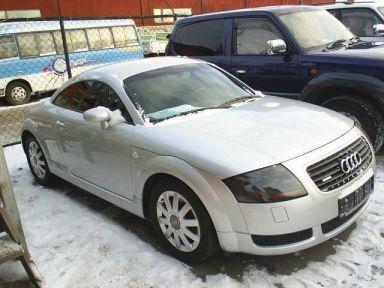 Audi TT, 2004