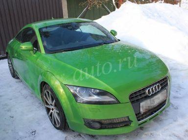 Audi TT 2008 отзыв автора | Дата публикации 16.04.2011.