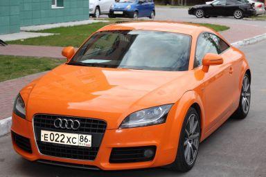 Audi TT 2008 отзыв автора | Дата публикации 17.05.2012.
