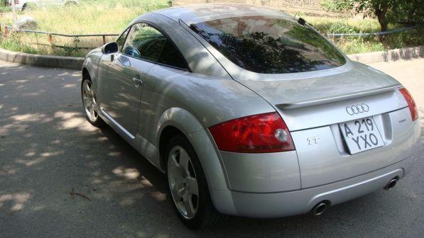 Audi TT  - отзыв владельца