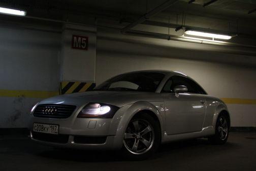 Audi TT 1999 - отзыв владельца