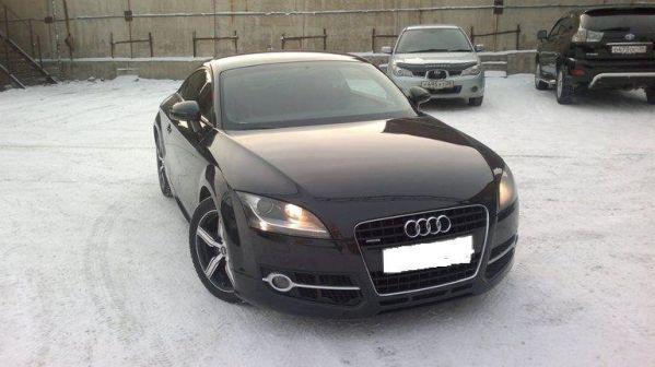 Audi TT 2007 - отзыв владельца
