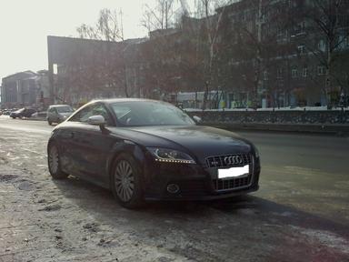 Audi TTS 2008 отзыв автора | Дата публикации 01.02.2011.