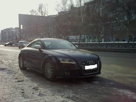 Audi TTS 2008 - отзыв владельца