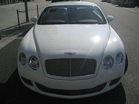Bentley Continental GT 2007 - отзыв владельца
