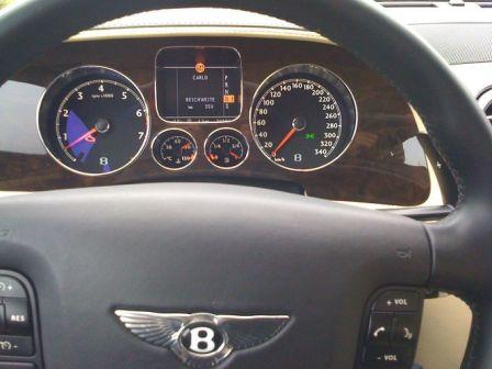 Bentley Continental GT 2005 - отзыв владельца
