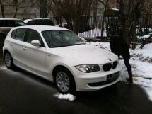 BMW 1-Series, 2010