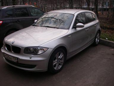 BMW 1-Series 2007 отзыв автора | Дата публикации 23.04.2012.