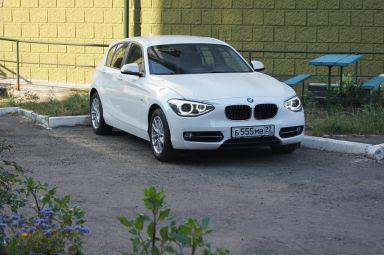 BMW 1-Series 2012 отзыв автора | Дата публикации 10.08.2012.