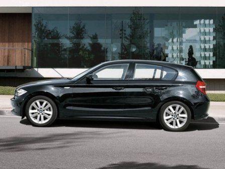 BMW 1-Series 2008 - отзыв владельца