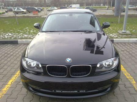 BMW 1-Series 2011 - отзыв владельца