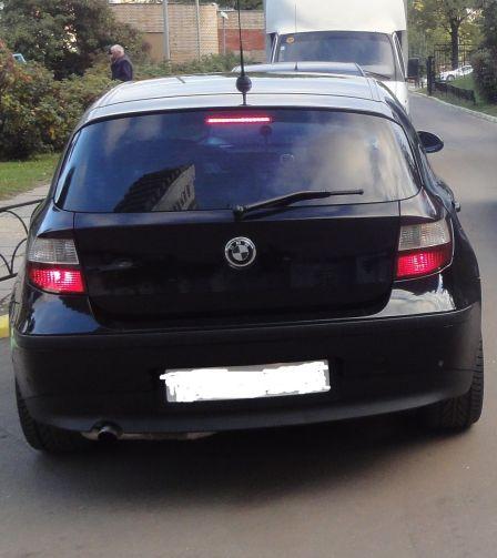 BMW 1-Series 2006 - отзыв владельца