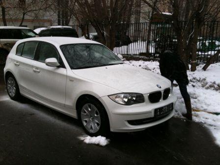 BMW 1-Series 2010 - отзыв владельца