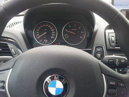 BMW 1-Series 2013 - отзыв владельца