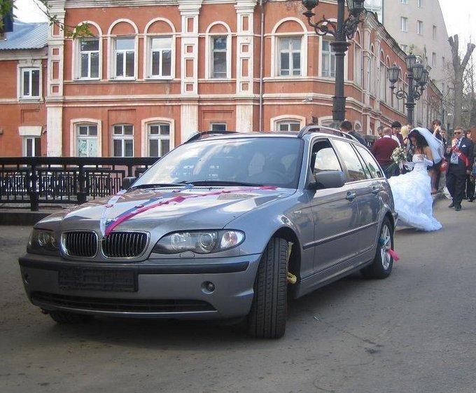 bmw 3er 320 2003г. дизель отзывы