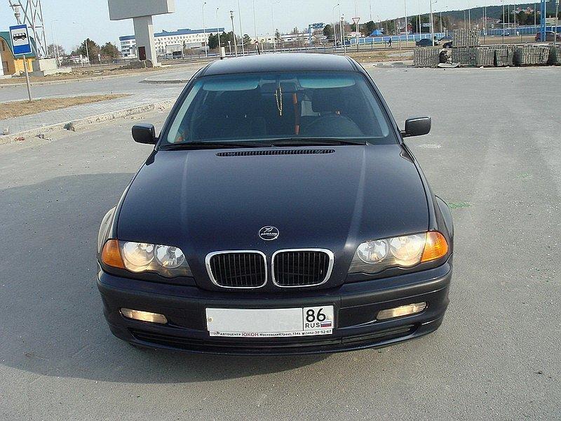 bmw 318i 2000года выпуска