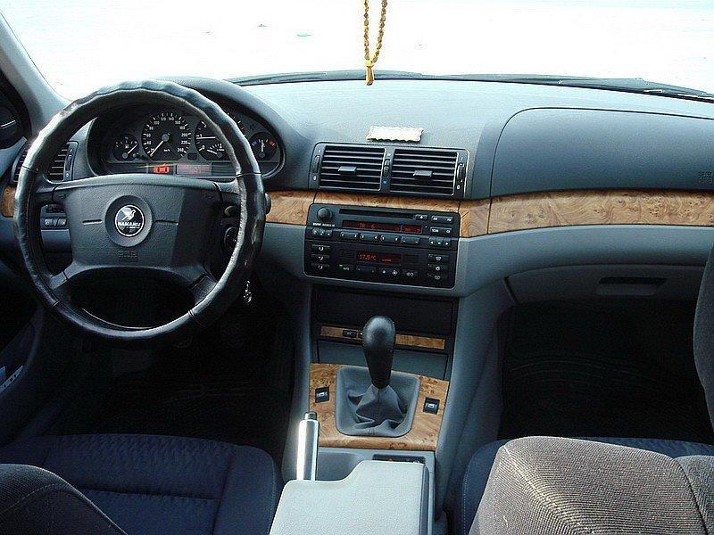 bmw 3 2000 год