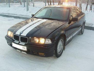 BMW 3-Series, 1991