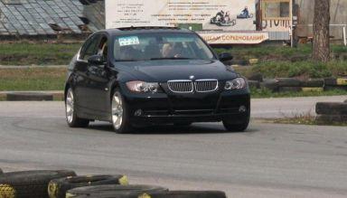 BMW 3-Series 2006 отзыв автора | Дата публикации 28.08.2009.