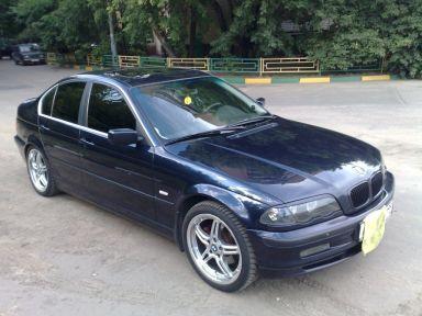 BMW 3-Series 1999 отзыв автора | Дата публикации 28.02.2010.
