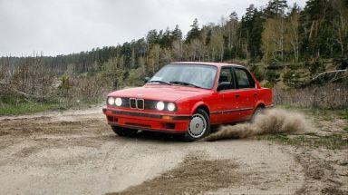 BMW 3-Series, 1988