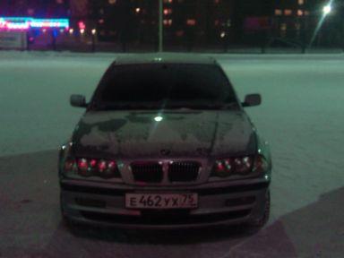 BMW 3-Series 2002 отзыв автора   Дата публикации 29.01.2011.