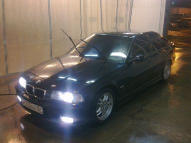BMW 3-Series 1998 отзыв автора   Дата публикации 08.09.2011.
