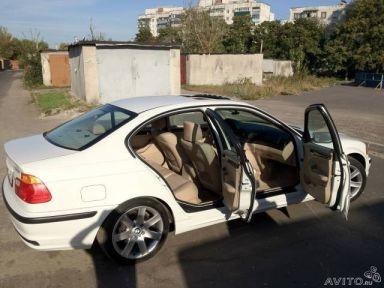 BMW 3-Series 2001 отзыв автора | Дата публикации 03.11.2012.