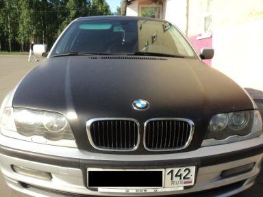 BMW 3-Series 2001 отзыв автора | Дата публикации 31.01.2013.