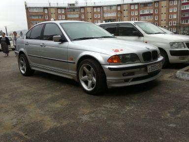 BMW 3-Series 1998 отзыв автора   Дата публикации 30.03.2013.