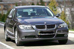 BMW 3-Series 2007 - отзыв владельца