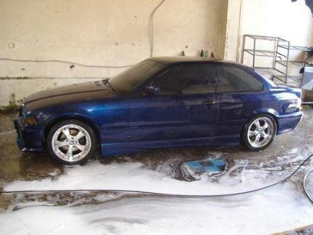 BMW 3-Series 1993 - отзыв владельца