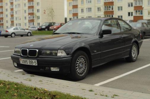 BMW 3-Series 1996 - отзыв владельца