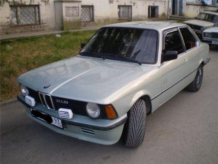 BMW 3-Series 1983 - отзыв владельца