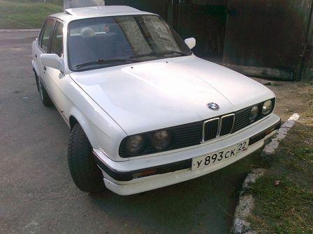 BMW 3-Series 1990 - отзыв владельца