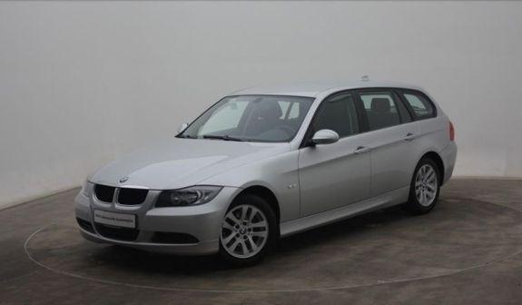 BMW 3-Series 2006 - отзыв владельца
